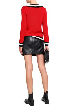 CLAUDIE PIERLOT Wool-blend sweater