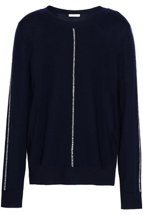 SANDRO Knitted sweater
