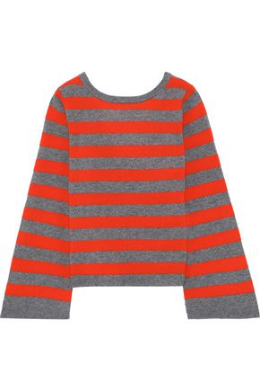 EQUIPMENT Baxley striped cashmere sweater