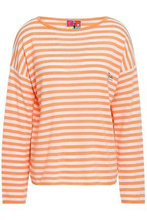EMILIO PUCCI Striped cashmere sweater