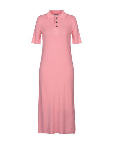 Платье длиной 3/4, JIL SANDER NAVY