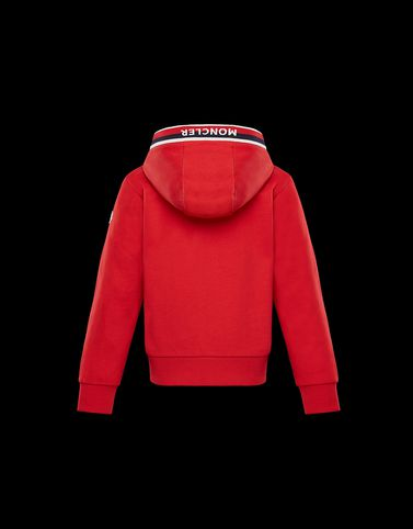 Moncler Kids 4-6 Years - Boy Man: SWEATSHIRT