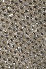 BRUNELLO CUCINELLI Sequined brushed open-knit sweater