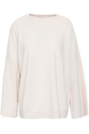 BRUNELLO CUCINELLI Gathered cashmere sweater