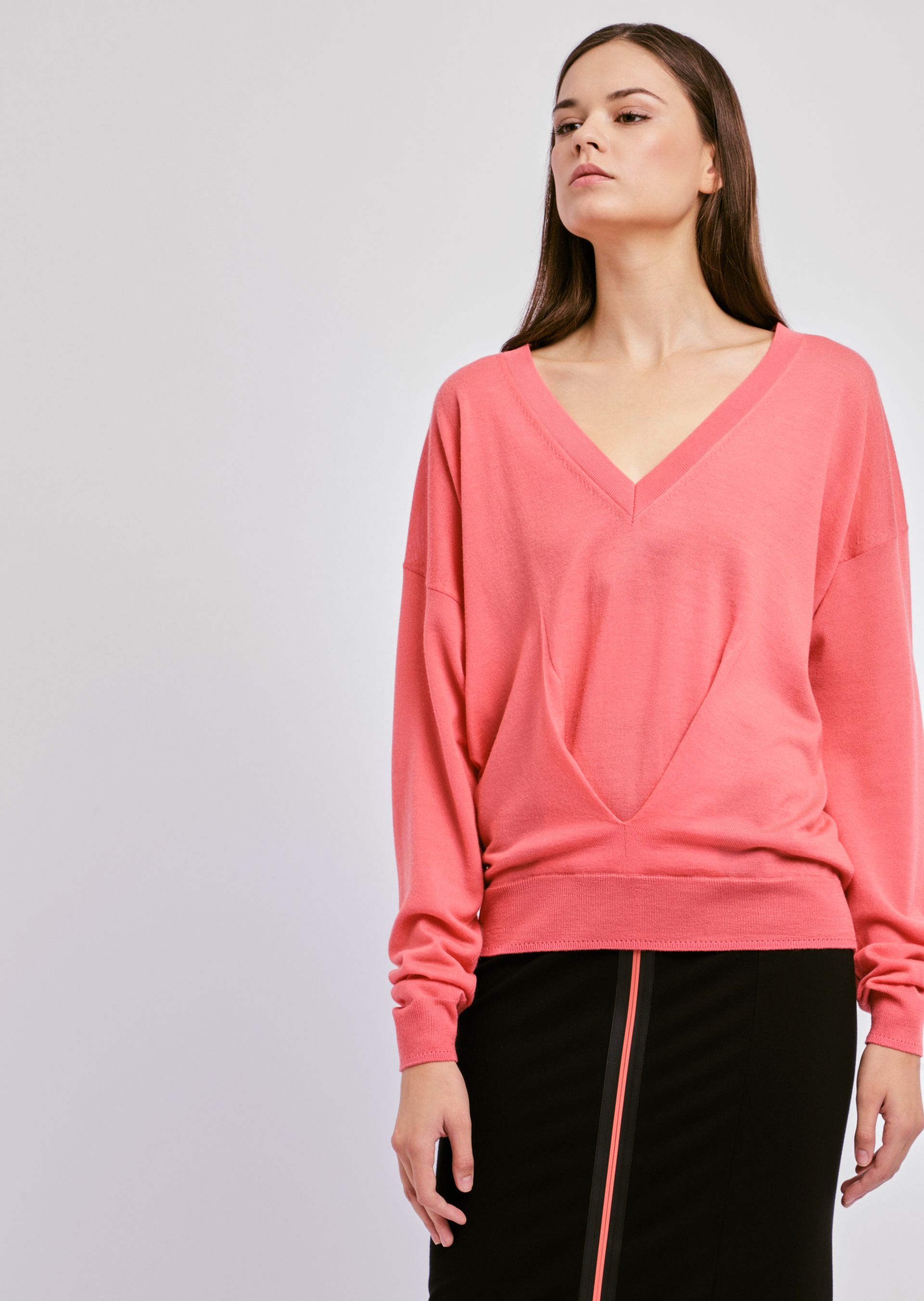 Sweaters - Item 39937385 in Coral