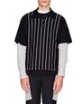 STRIPED POLO   - Lanvin