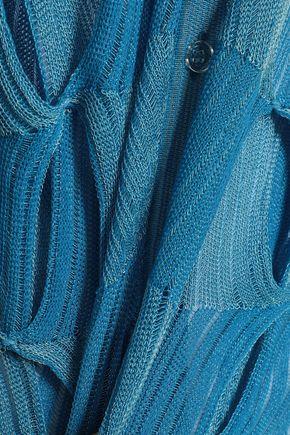 MISSONI Open-knit cardigan