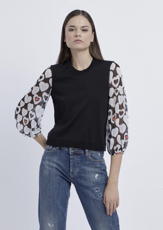 Sweaters - Item 39937475 in Black