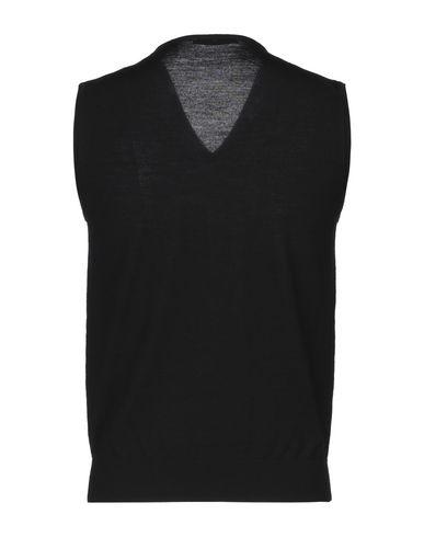 Фото 2 - Мужской свитер BECOME черного цвета