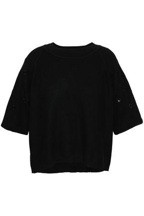 RAOUL 刺繍入り コットン セーター