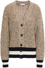 BRUNELLO CUCINELLI Marled knitted cardigan