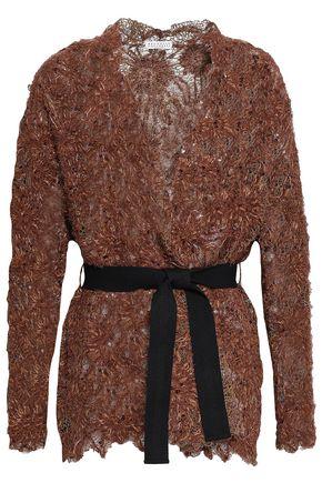BRUNELLO CUCINELLI Jacquard-knit cardigan