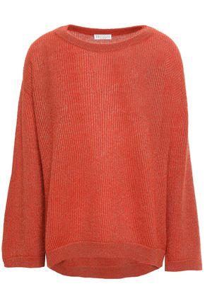 BRUNELLO CUCINELLI Ribbed-knit sweater