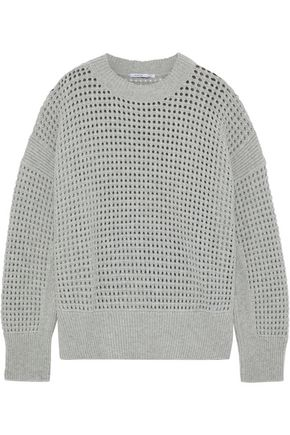 AGNONA Open-knit cashmere sweater