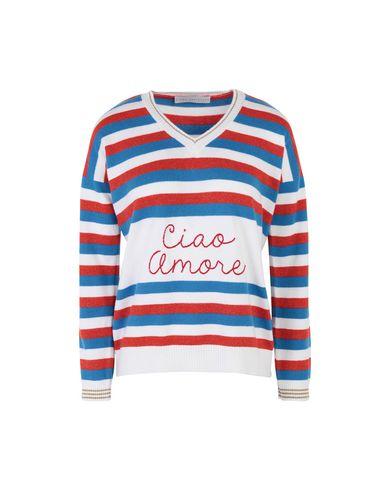 Фото - Женский свитер GIADA BENINCASA лазурного цвета