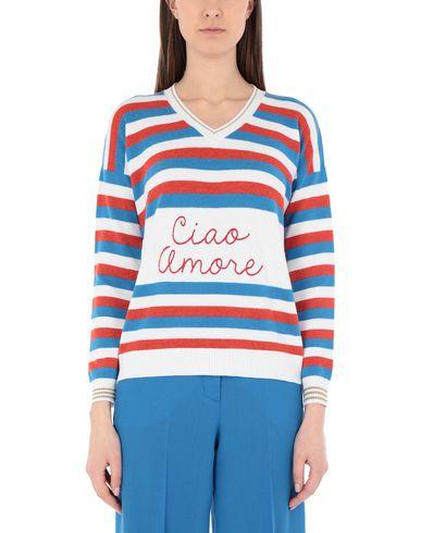 Фото 2 - Женский свитер GIADA BENINCASA лазурного цвета