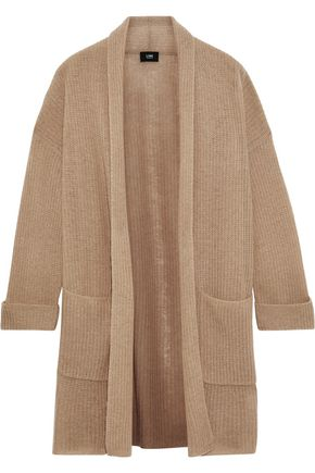 LINE Irene open-knit cashmere cardigan
