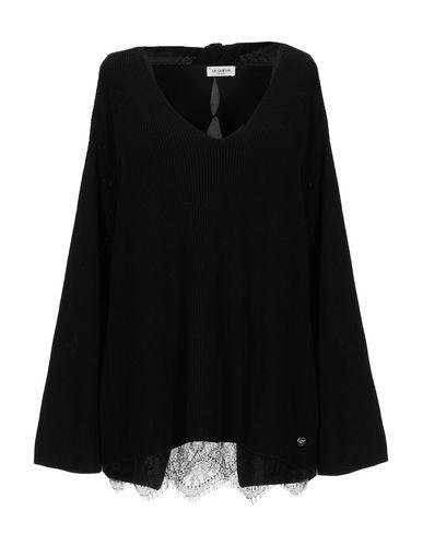 Фото - Женский свитер LE COEUR TWINSET черного цвета