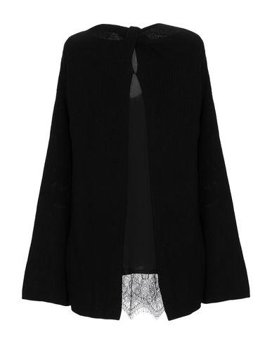 Фото 2 - Женский свитер LE COEUR TWINSET черного цвета
