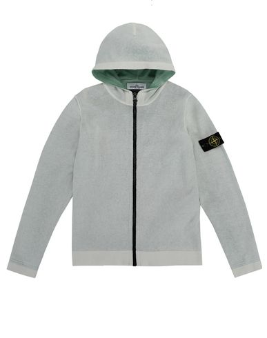 STONE ISLAND JUNIOR Sweater Man 505A3 f