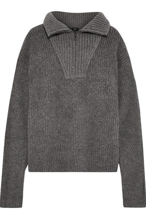 LINE Agatha ribbed-knit sweater