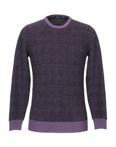 Купить Мужской свитер DRUMOHR фиолетового цвета