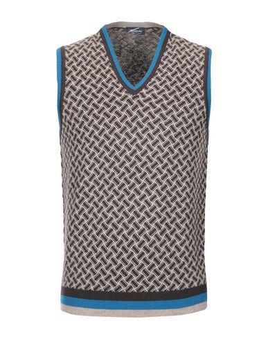 Фото - Мужской свитер DRUMOHR светло-коричневого цвета