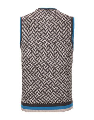 Фото 2 - Мужской свитер DRUMOHR светло-коричневого цвета
