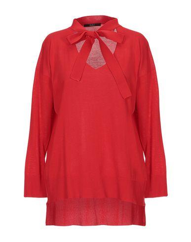 Купить Женский свитер CARLA G. красного цвета
