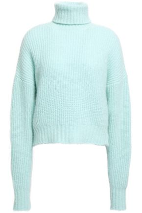 EACH X OTHER Ribbed-knit turtleneck sweater