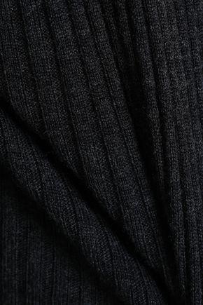 IRO Ribbed wool turtleneck sweater