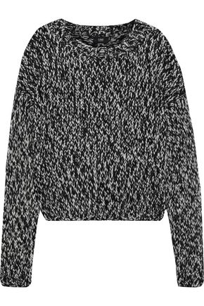 LINE Daphne marled wool-blend sweater