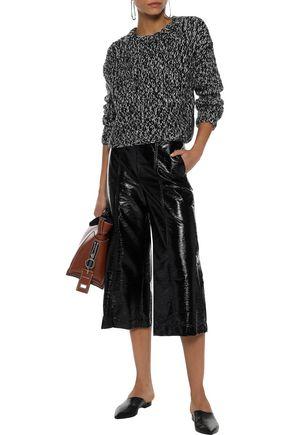 LINE Daphne marled wool-blend sweater