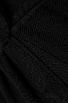 FILIPPA K Belted knitted cardigan