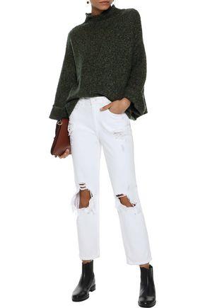 LINE Kira cotton-blend sweater