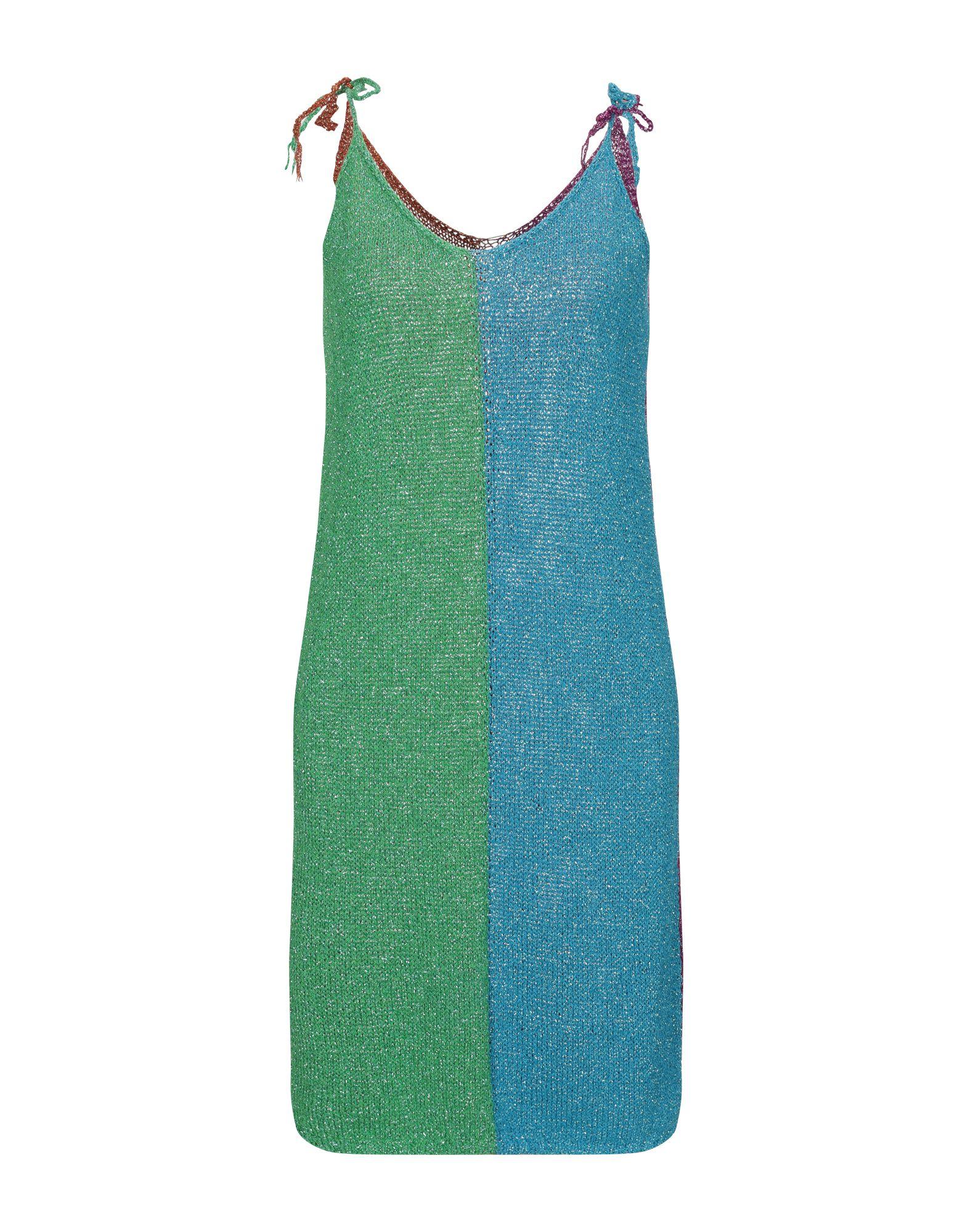 ROSE CARMINE Платье до колена via delle rose юбка до колена