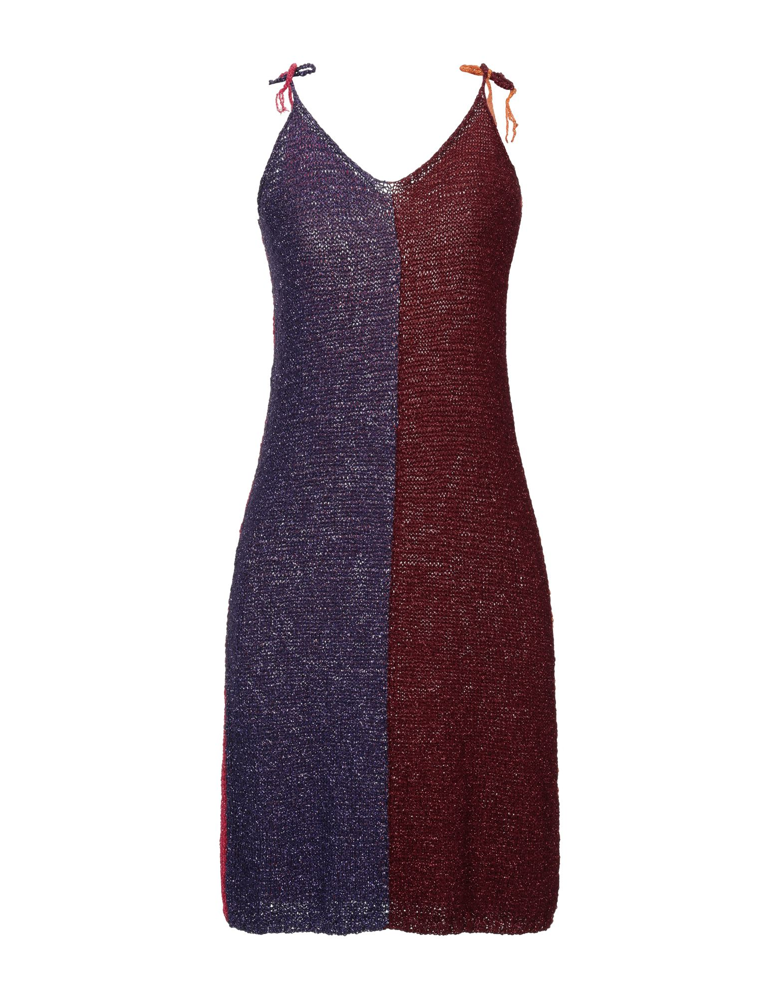 ROSE CARMINE Короткое платье