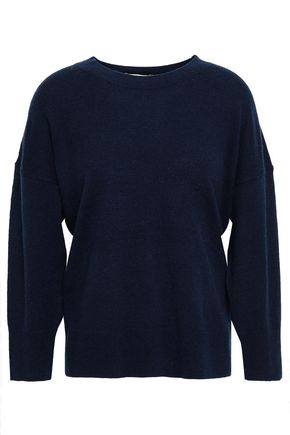 EQUIPMENT Wool and cashmere-blend sweater