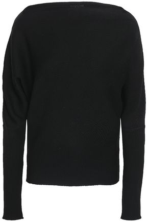 THEORY Ribbed wool-blend sweater