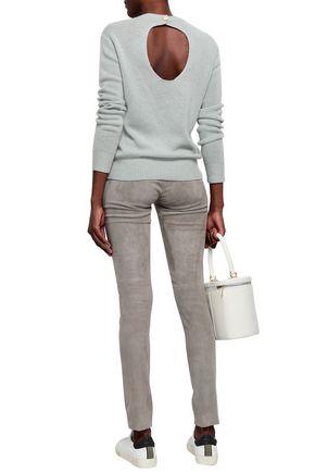 JOSEPH Cutout cashmere sweater