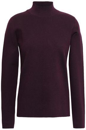 JOSEPH Morgon stretch-knit merino wool-blend turtleneck sweater