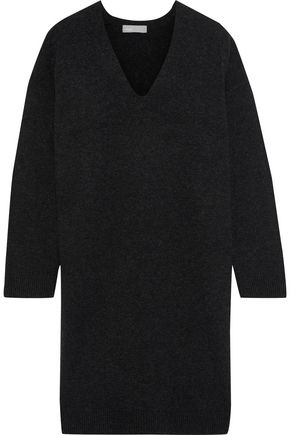 VINCE. Wool and cashmere-blend mini dress