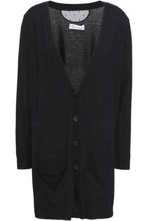 REDValentino Cashmere and silk-blend cardigan