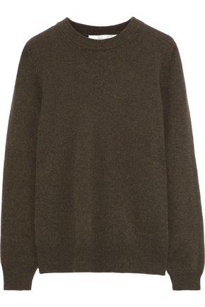 VICTORIA BECKHAM Brushed-wool sweater