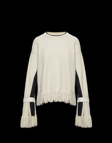 Moncler New in Woman: CREWNECK