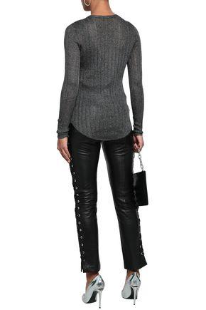 IRO Open-knit top