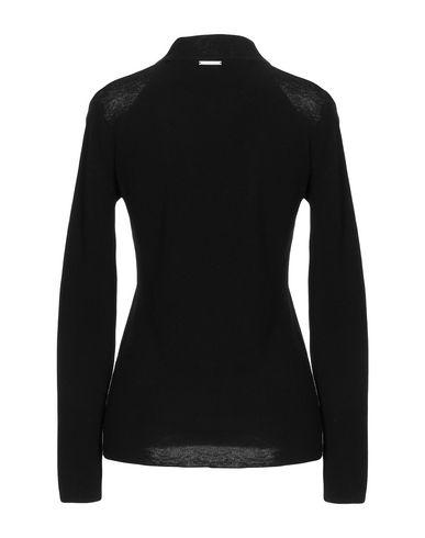 Фото 2 - Женскую водолазку  черного цвета