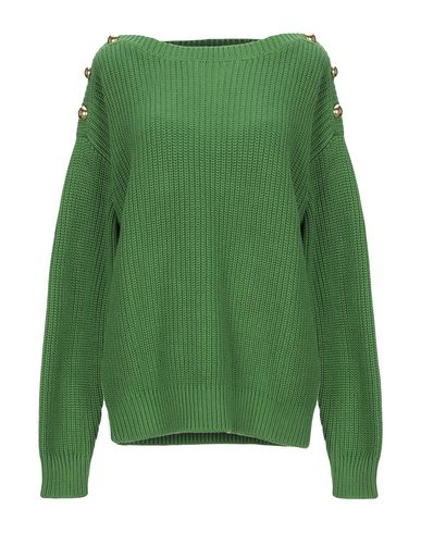 Купить Женский свитер  зеленого цвета