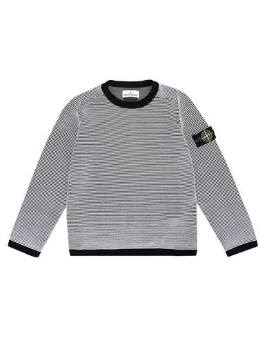 STONE ISLAND JUNIOR Crewneck sweater Man 511A5 f