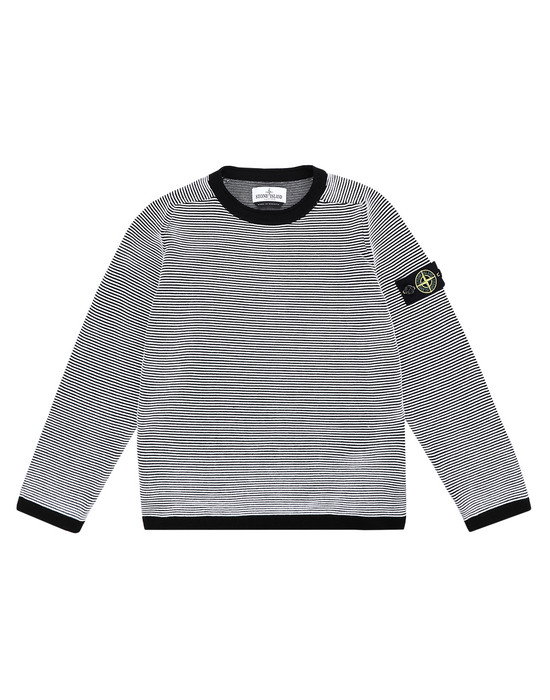Crewneck 511A5 STONE ISLAND JUNIOR - 0